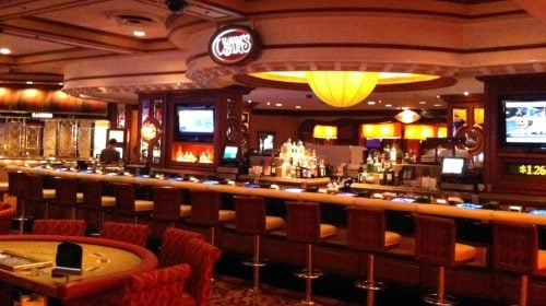 Claude's Bar at Golden Nugget