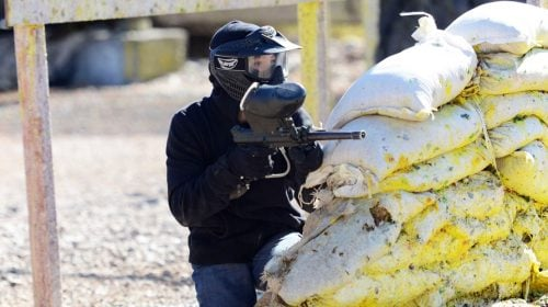 Have a Blast at Combat Zone Paintball Las Vegas!