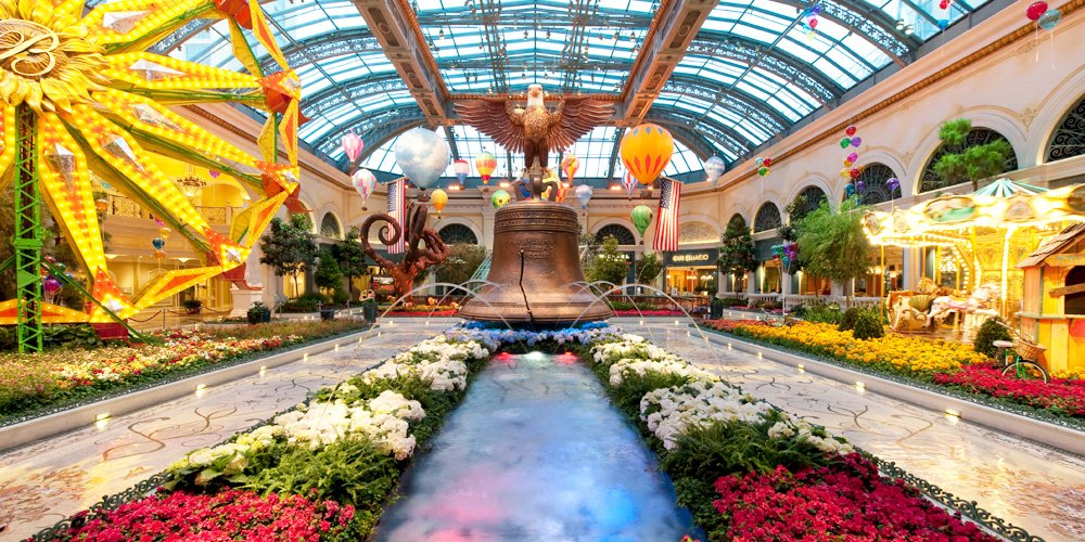 Conservatory Botanical Garden Things To Do In Las Vegas