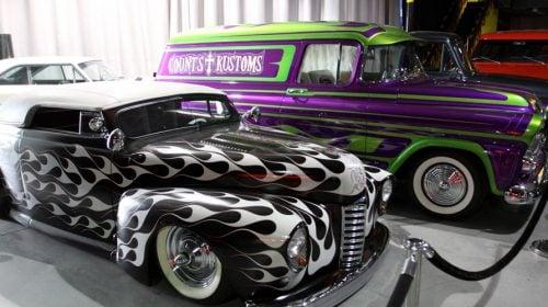 Count's Kustoms Las Vegas – Artistic Bodywork