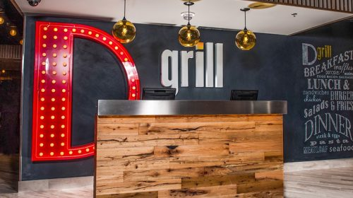 D Grill at The D Hotel and Casino