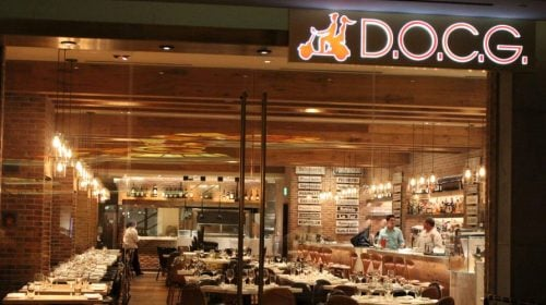 D.O.C.G. at Cosmopolitan of Las Vegas