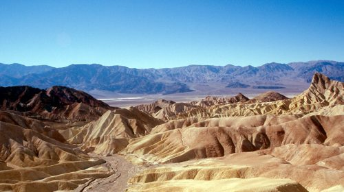 Death Valley National Park Jeep Tour