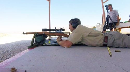 Join the Desert Sportsmans Rifle Club in Las Vegas