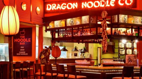 Dragon Noodle at the Monte Carlo