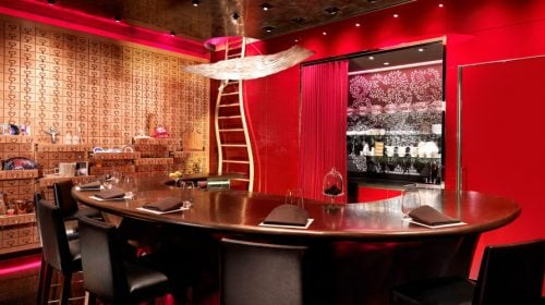 e by Jose Andres at Cosmopolitan of Las Vegas