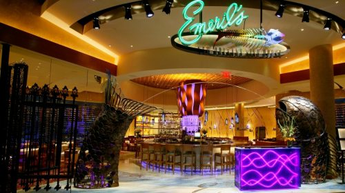 Emeril's New Orleans Fish House at MGM