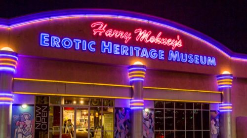 Don't Miss the Erotic Heritage Museum in Las Vegas