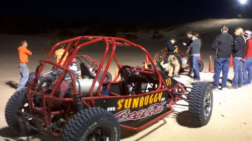 Extreme Las Vegas Dune Buggy Night Tour