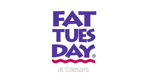 Fat Tuesday at Caesars Palace