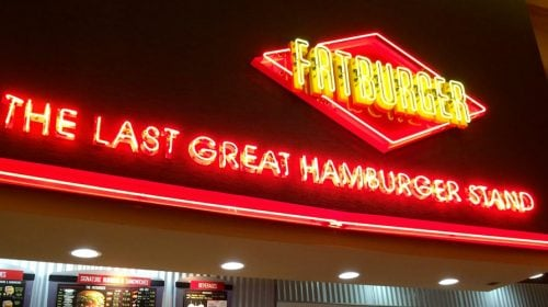 Fatburger at Red Rock Resort, Spa, and Casino