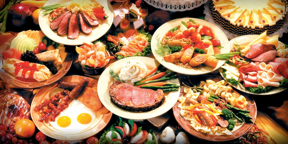 Feast Buffet at Texas Station