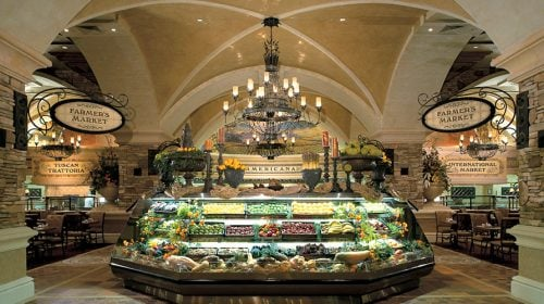 Feast Buffet at Green Valley Ranch