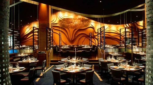 FiAMMA Trattoria and Bar at MGM Grand