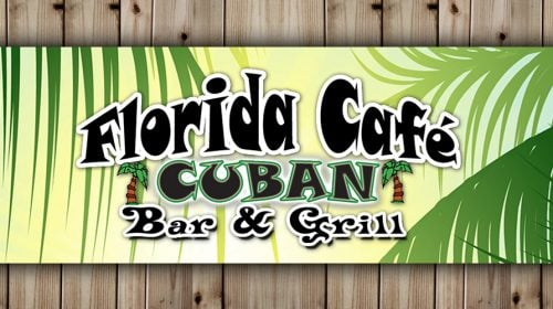 Florida Cafe Cuban Bar & Grill in The Shalimar Hotel