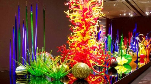 Las Vegas Art Gallery Featuring Dale Chihuly