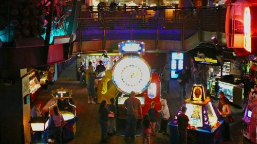 Bring the Whole Family to GameWorks Las Vegas