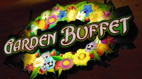 Garden Buffet at The South Point