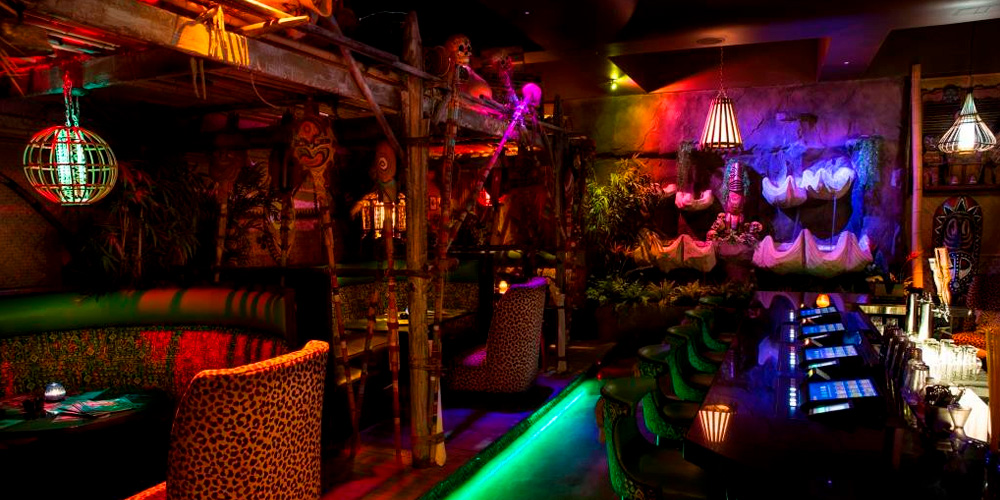 Golden Tiki | Fun Things to Do in Las Vegas