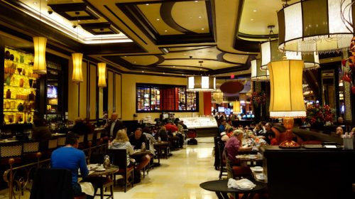 The Grand Cafe at Red Rock Hotel and Casino