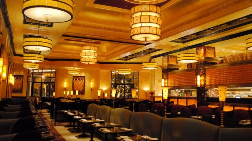 Grand Lux Cafe at Palazzo
