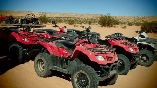 Las Vegas ATV Tours to Hidden Valley: Half-Day Tour