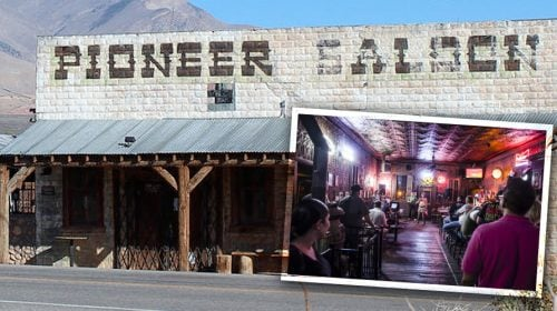 Historical Tour of the Pioneer Saloon