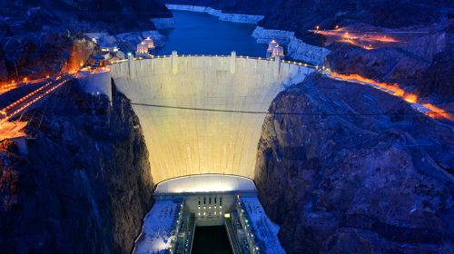 Hoover Dam Luxury Bus Tour
