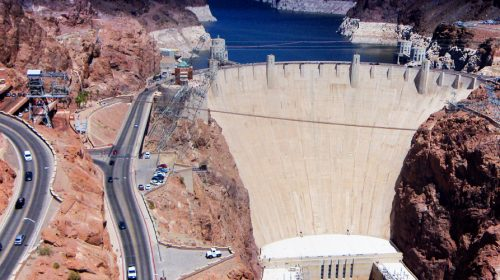 Visit Hoover Dam from Las Vegas via Tour