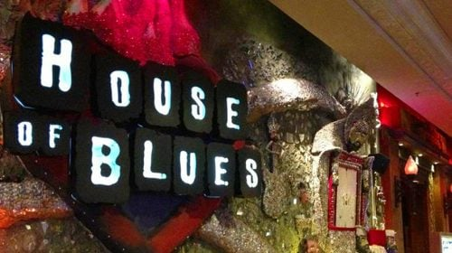 House of Blues Las Vegas at Mandalay Bay