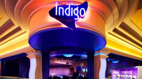 Indigo Lounge at Bally's