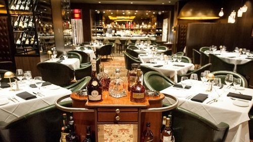 Joe Vicari's Andiamo Italian Steakhouse at The D