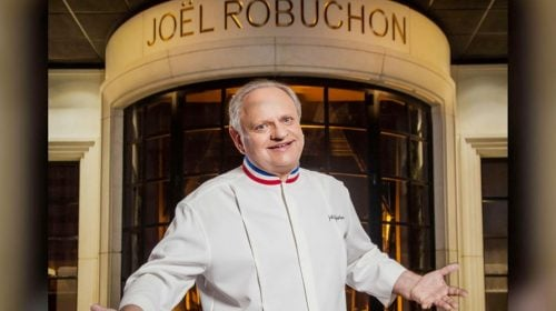 Joel Robuchon at MGM Grand