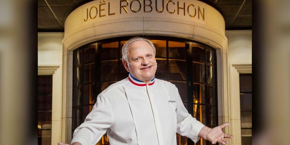 Joel Robuchon at MGM Grand