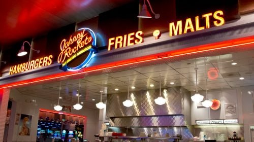 JOHNNY ROCKETS AT SILVERTON CASINO HOTEL