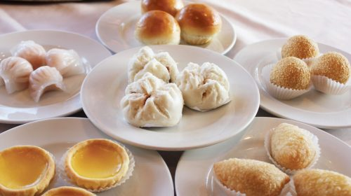 KJ Dim Sum & Seafood at Rio All-Suite Hotel and Casino