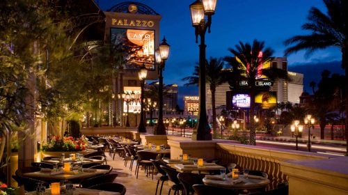 The Best Outdoor Dining in Las Vegas During Coronavirus