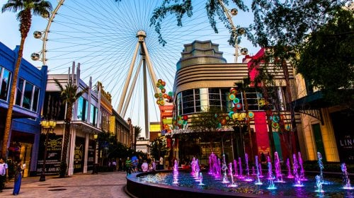 Check Out All the Shops at The LINQ Promenade