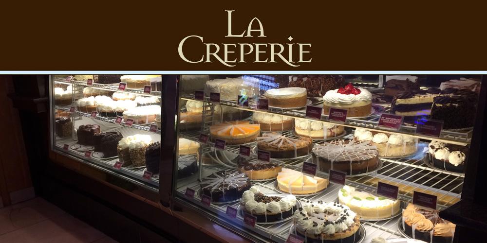 La Creperie at Paris Las Vegas
