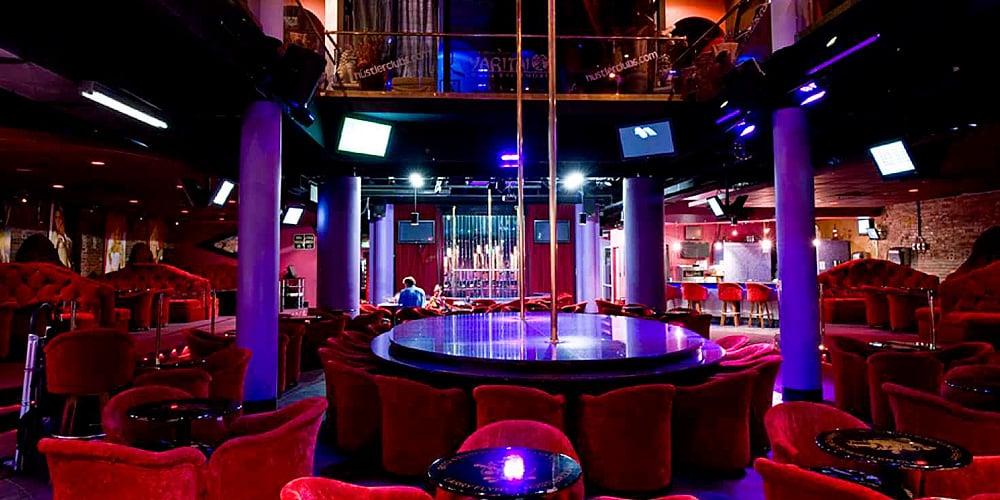 Hustler night clubs