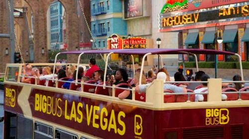 Las Vegas Bus Tours – A Great Way to See Sin City