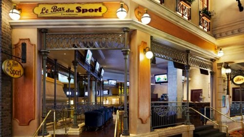 Le Bar Du Sport | Paris