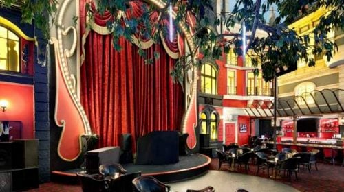 Le Cabaret Lounge at Paris Las Vegas