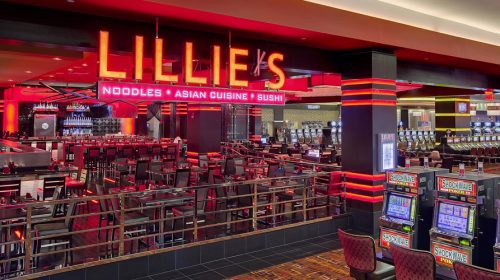 Lillie's Asian Cuisine at Golden Nugget