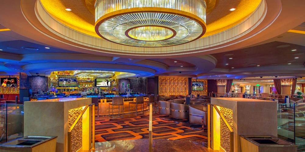 Lobby Bar at Caesar's Palace