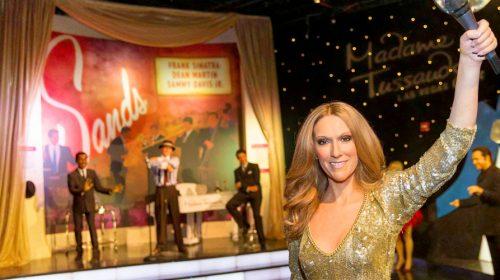 Visit Madame Tussauds Wax Museum in Las Vegas