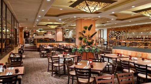 Market Street Cafe at California Hotel & Casino