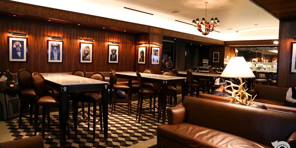 Monkey Bar At The Sls Las Vegas Hotel And Resort