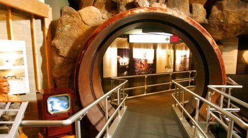 Visit the National Atomic Testing Museum in Las Vegas