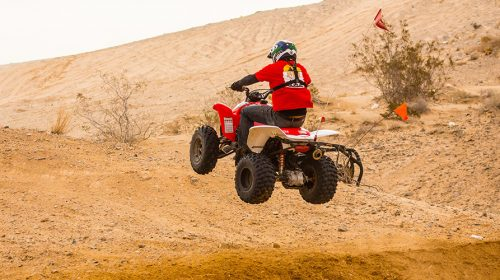 Nellis Dunes ATV Adventure From Las Vegas